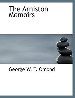 The Arniston Memoirs