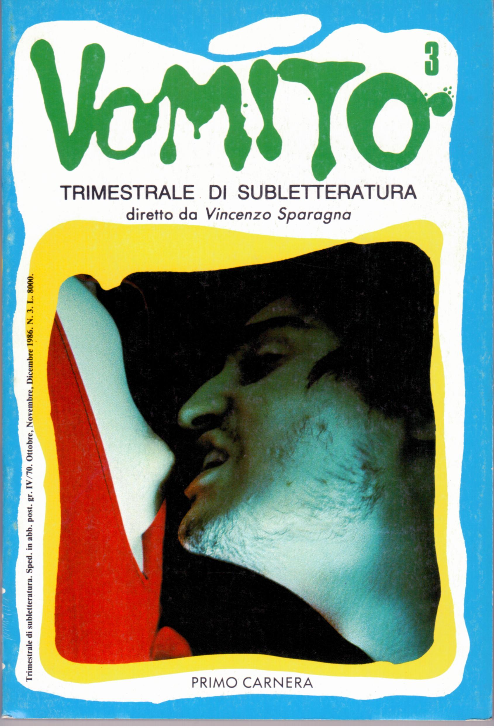 Vomito n. 3