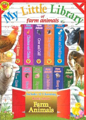 My Little Library of Farm Animals