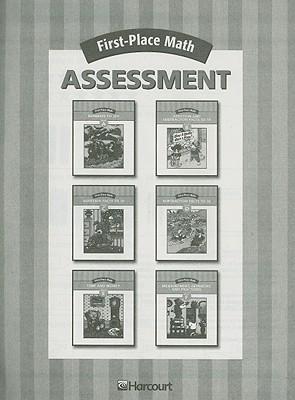 First Place Math, Grade 1 Test Book