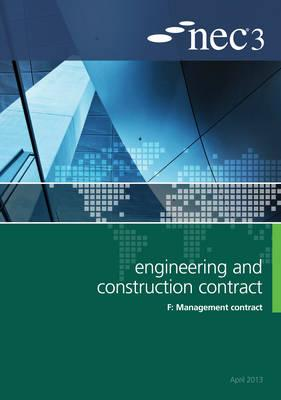 NEC3 Engineering and Construction Contract Option F