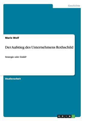 Der Aufstieg des Unternehmens Rothschild