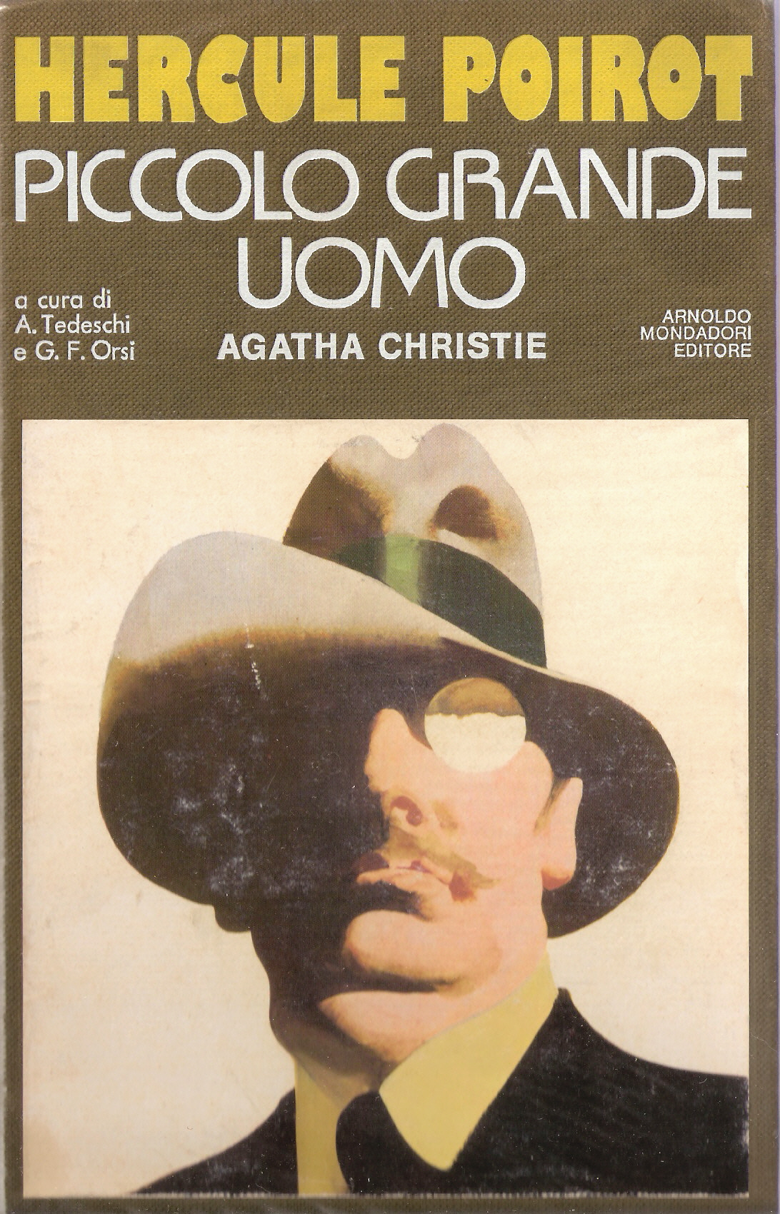 Hercule Poirot, piccolo grande uomo