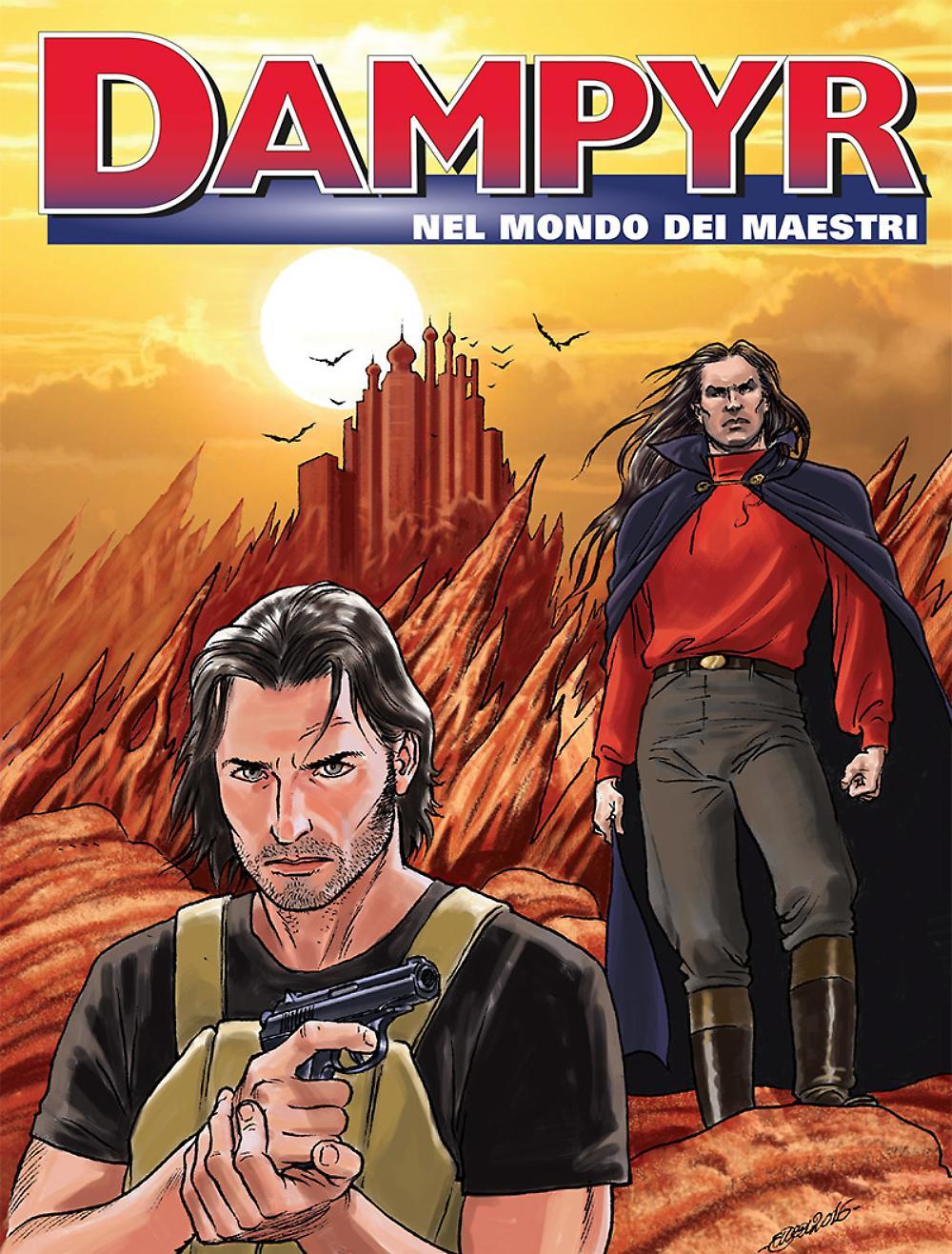 Dampyr vol. 202