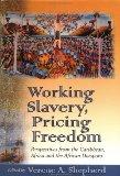 Working Slavery, Pricing Freedom