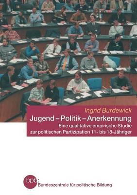 Jugend - Politik - Anerkennung