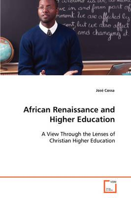 African Renaissance and Higher Education