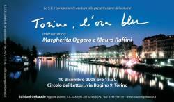 Torino, l'ora blu