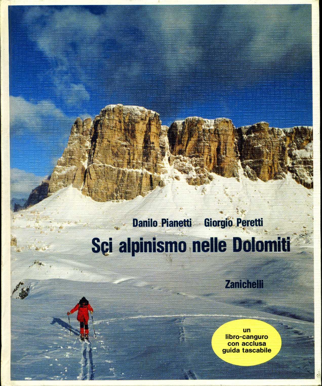 Sci alpinismo nelle Dolomiti