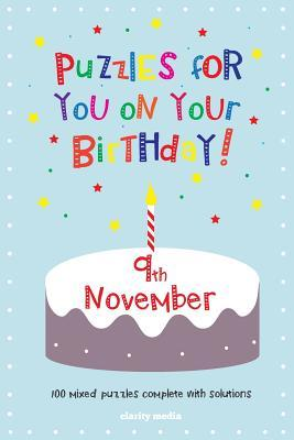 Puzzles for You on Your Birthday - 9th November