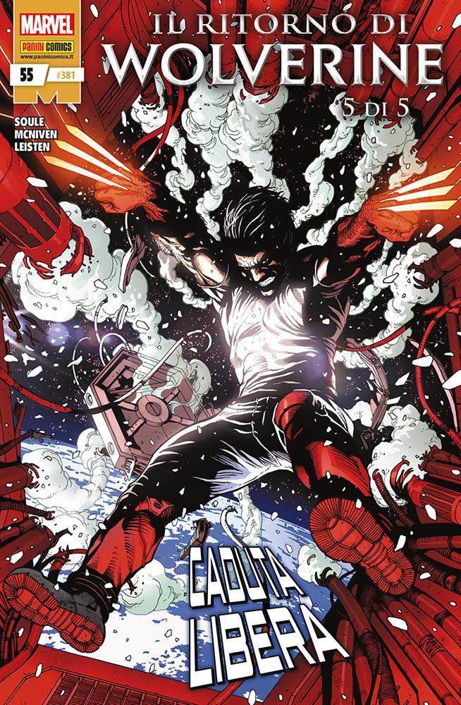Wolverine n. 381