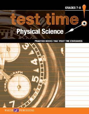 Test Time!  Practice Books That Meet The Standards