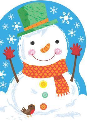 My Snowman Book