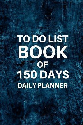 To Do List Book Of 1...