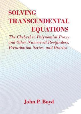 Solving Transcendental Equations