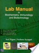 Lab Manual in Biochemistry