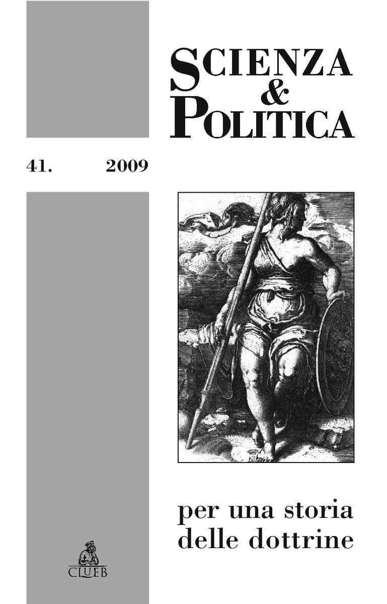 Scienza & politica per una storia delle dottrine