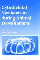 Cytoskeletal Mechanisms During Animal Development