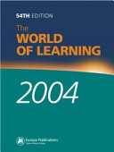 The World of Learning
