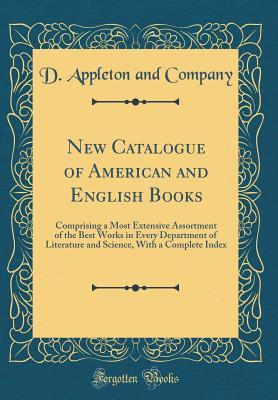 New Catalogue of American and English Books