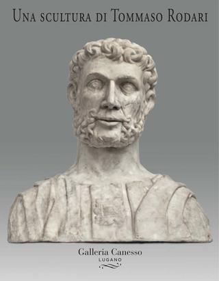 Una scultura di Tommaso Rodari