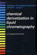 Chemical derivatization in liquid chromatography