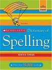 Scholastic Dictionary Of Spelling