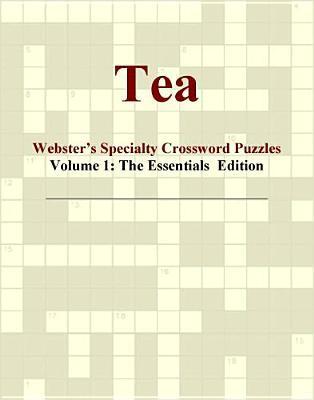 Tea - Webster's Specialty Crossword Puzzles, Volume 1