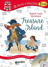 Treasure island. Con traduzione e dizionario. Con CD-Audio