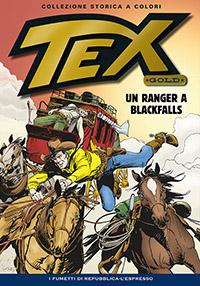Tex collezione storica a colori Gold n. 27