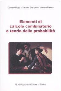 Elementi di calcolo combinatorio e teoria della probabilità