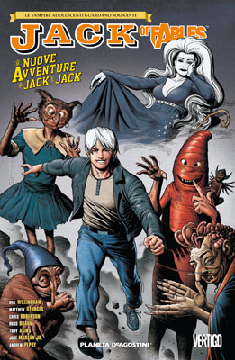 Jack of Fables, vol. 7