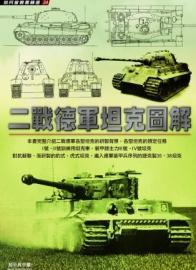 二戰德軍坦克圖解