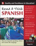 Read and Think Spanish w/Audio CD