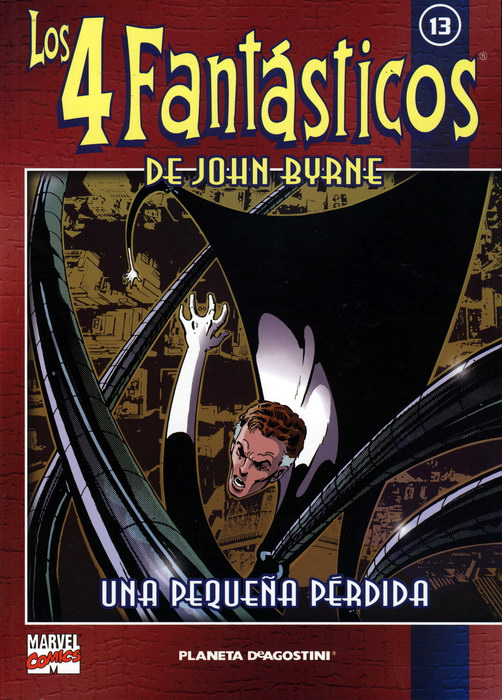 Coleccionable Los 4 Fantásticos de John Byrne #13 (de 25)