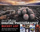 David Busch's Digital Photography Bucket List