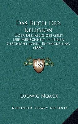 Das Buch Der Religion