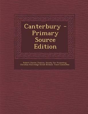 Canterbury - Primary...
