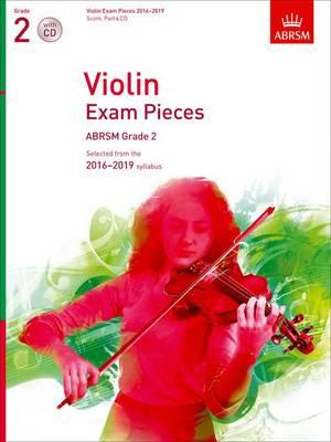 Violin Exam Pieces 2...