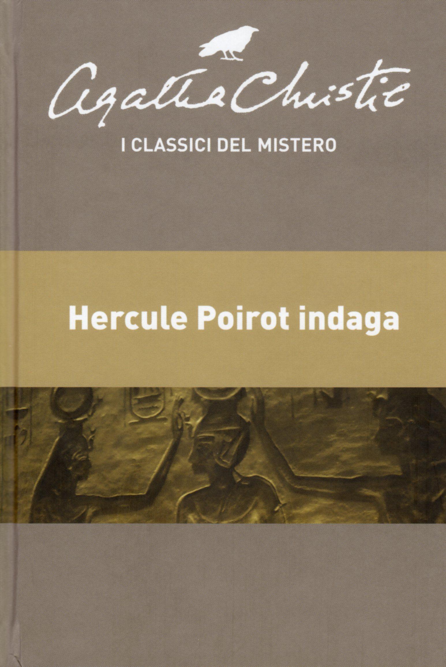 Hercule Poirot indag...