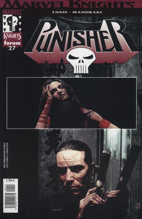 Marvel Knights: Punisher Vol.2 #27