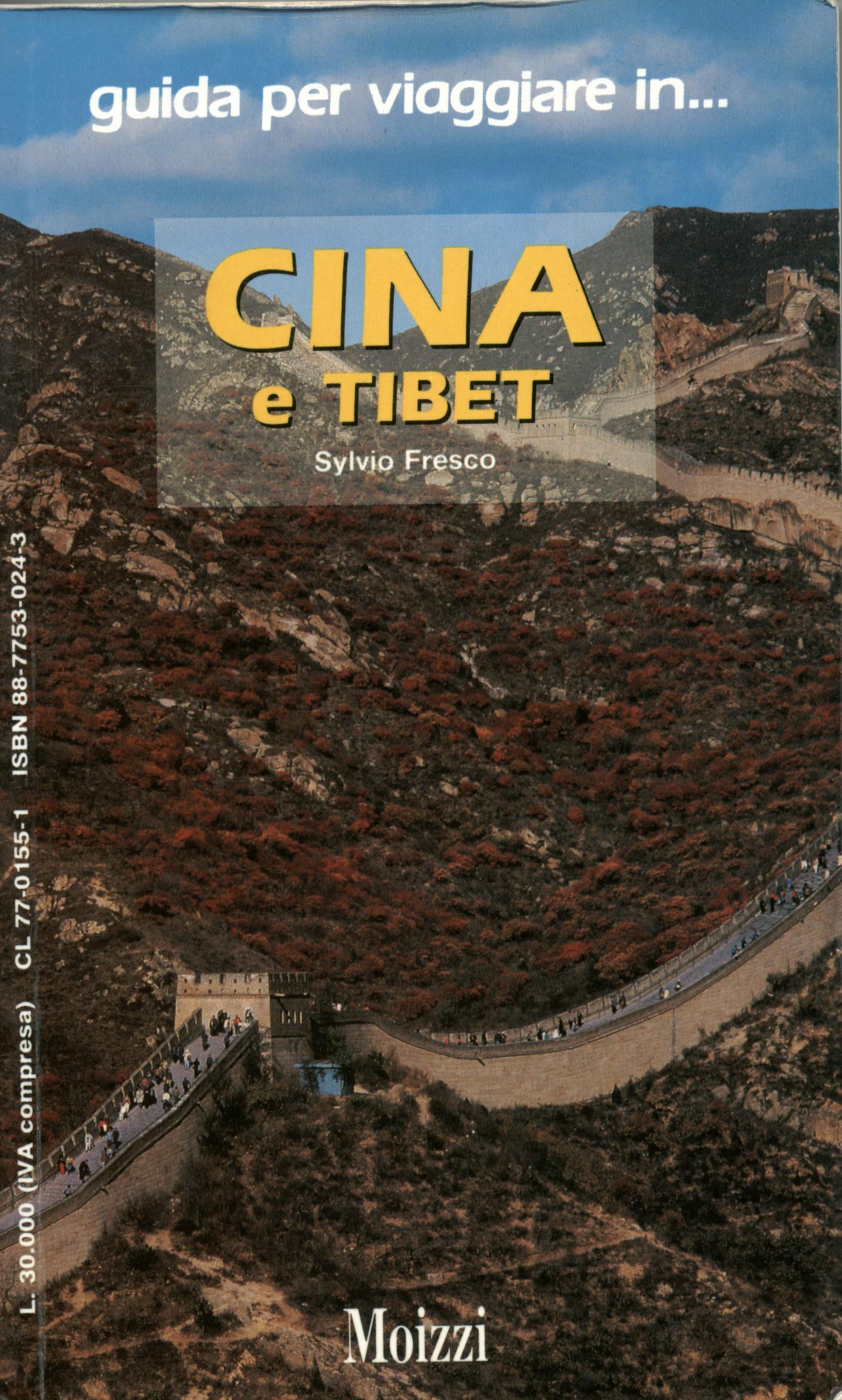 Cina e Tibet