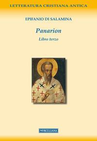 Panarion. Testo greco a fronte