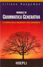 Manuale di grammatica generativa