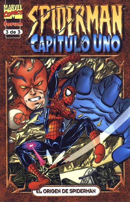 Spiderman: Capítulo uno #3 (de 3)