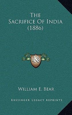 The Sacrifice of India (1886)