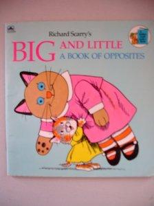 Richard Scarry's Big & Little