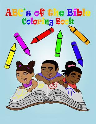 ABC's of the Bible Coloring Book