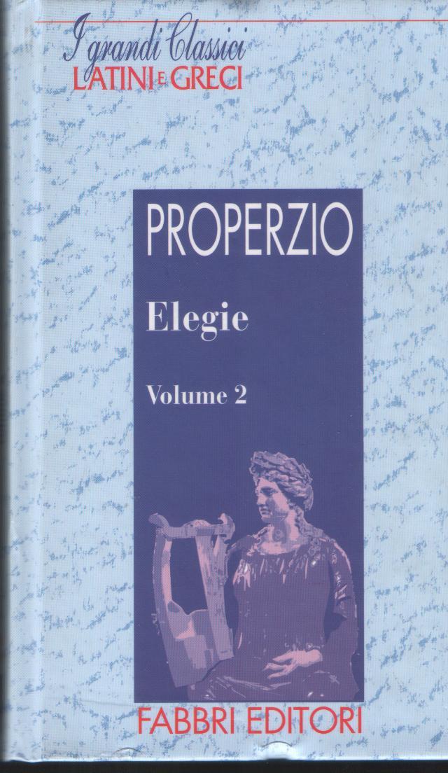 Elegie vol.2