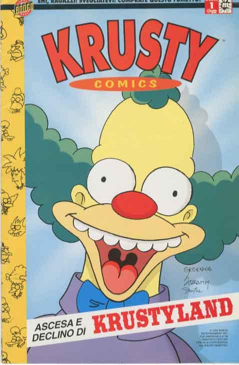 Krusty Comics n. 1